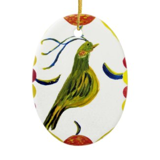 Ornament, Folk Art ornament
