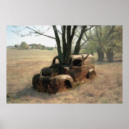 Overgrown Prints/Canvas zazzle_print