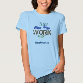 Pajama Affiliate Work Uniform Shirt