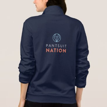 Pantsuit Nation Jogger Jacket