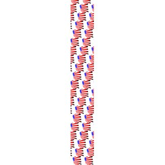 Patriotic American Flag Tie 3 CricketDiane