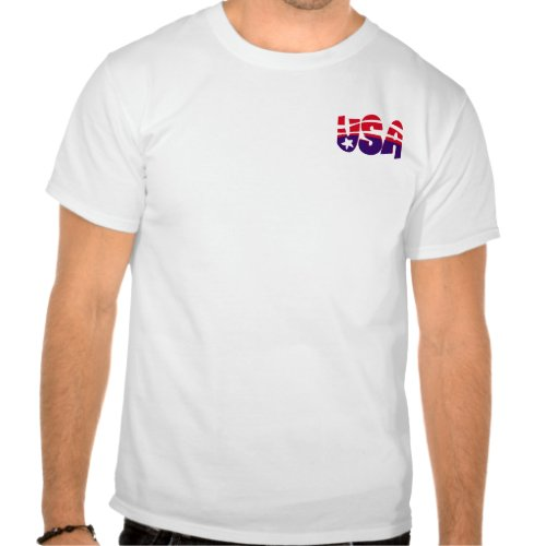 Patriotic USA shirt
