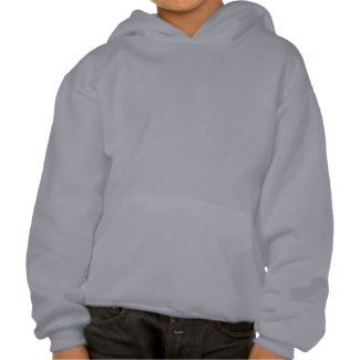 Pawn Reflections Kid's Hooded Sweatshirt shirt