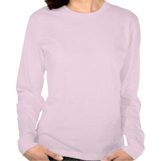 Peace on Pink T-shirt