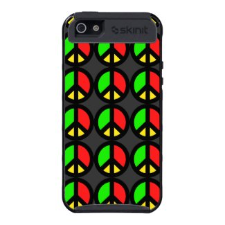 Peace Sign : Skinit Cargo iPhone 5 Case