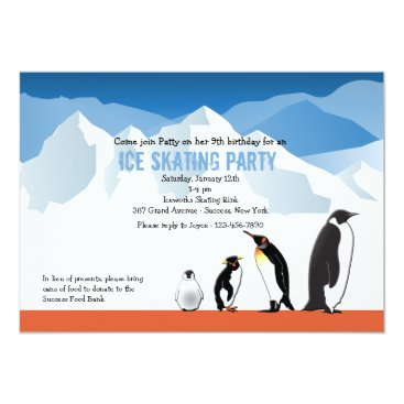 Penguin Friends Card