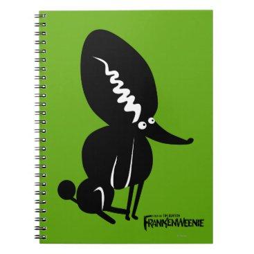 Persephone Silhouette Notebook