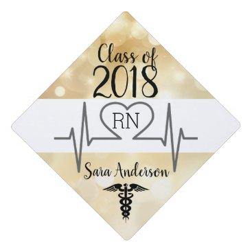 Personalized Nursing Graduatuion Tassel Topper