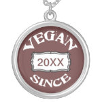 Personalized Vegan Jewelry