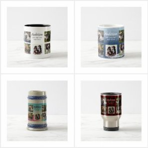 PET collage instagram gifts