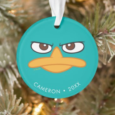 Phineas and Ferb | Agent P Face Ornament