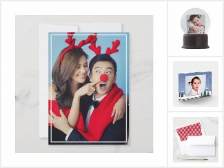 Photo Fun Christmas Collection