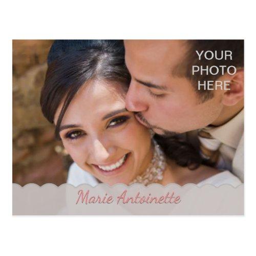 PHOTO INSERT - Postcard / RSVP / Invitations