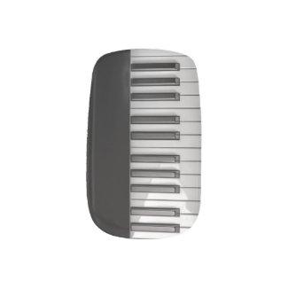 Piano Keyboard Minx Nail Wraps