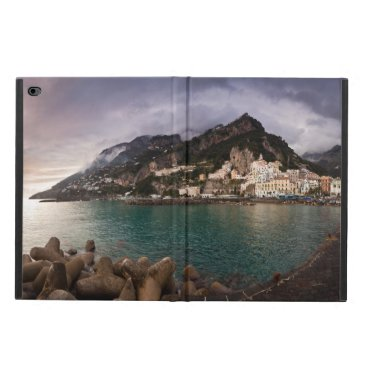 Picturesque Amalfi Coast, Italy Seaside Town Powis iPad Air 2 Case