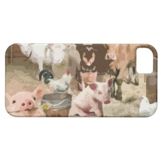 Pigs Rule iPhone 5 Cases