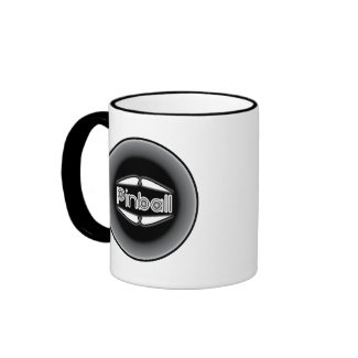 Pinball Kickout Mug