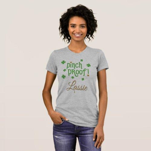 Pinch Proof Lassie T-Shirt