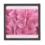 Pink Hydrangea premium gift boxes