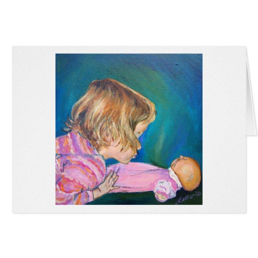 Pink Pajamas Card