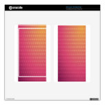 Pink To Orange Gradient Waves skins