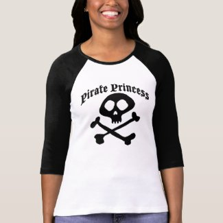 Pirate Princess shirt