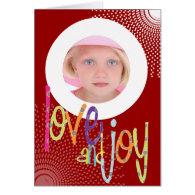 PixDezines 2011 Holiday Greetings Greeting Card