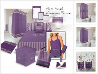 Plum Purple Lavender Mauve