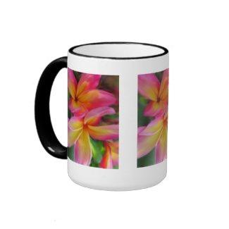 Plumeria Mug mug