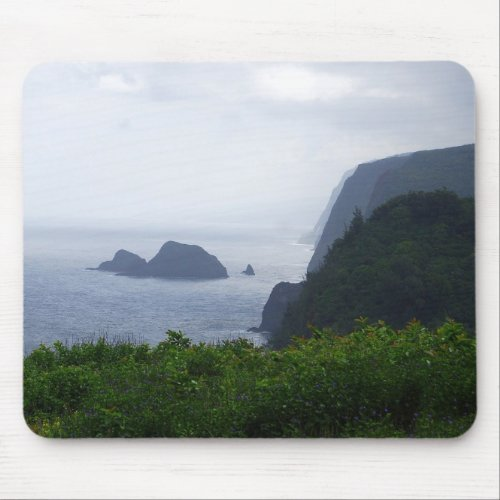 Pololu Valley Lookout, Hawaii, Mousepad mousepad