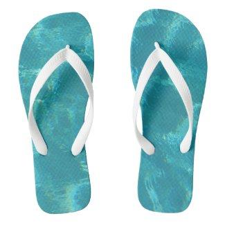 Pool Flip Flops
