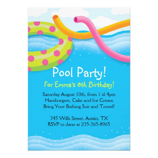 Microsoft Templates Invitations invitation ideas diy christmas – Make Your Own Pool Party Invitations