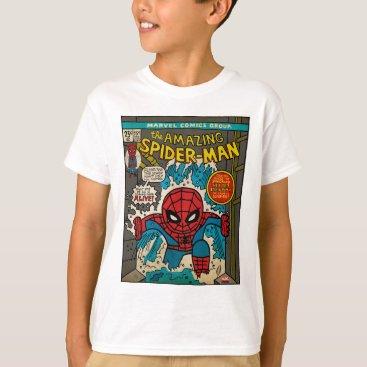 Pop Spider-Man Comic Cover #151 T-Shirt
