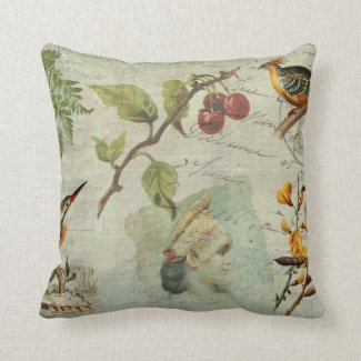 Pot-Pourri Throw Pillows
