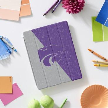 Powercat Mark Logo Color Block Distressed iPad Smart Cover