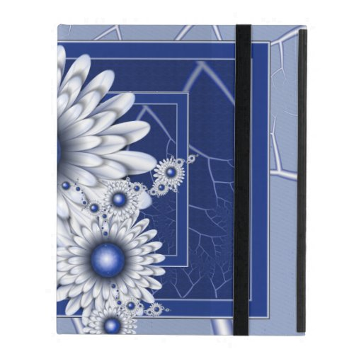 Pretty Blue Eyes iPad Cover