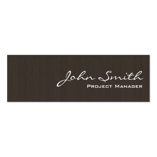 mini resume business card examples see pricing packages in the