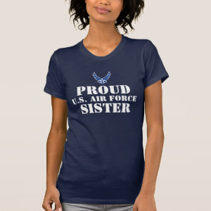 Proud Family - Logo & Star on Blue Tees