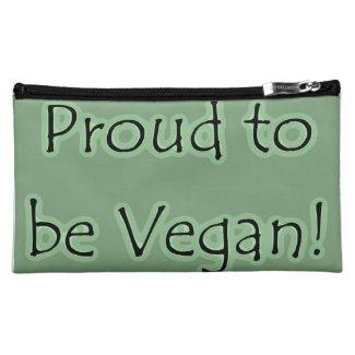 Proud to Be a Vegan!
