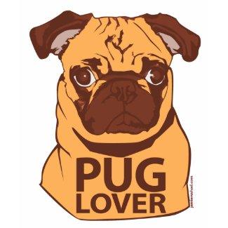 Pug Lover T-Shirt shirt