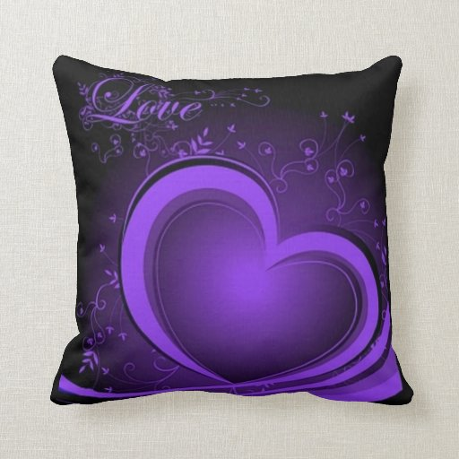 Purple Throw Pillows For Couch
