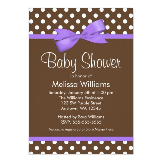 Zazzle Rustic Bridal Shower Invitations