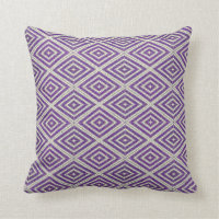 purple passion series pillows