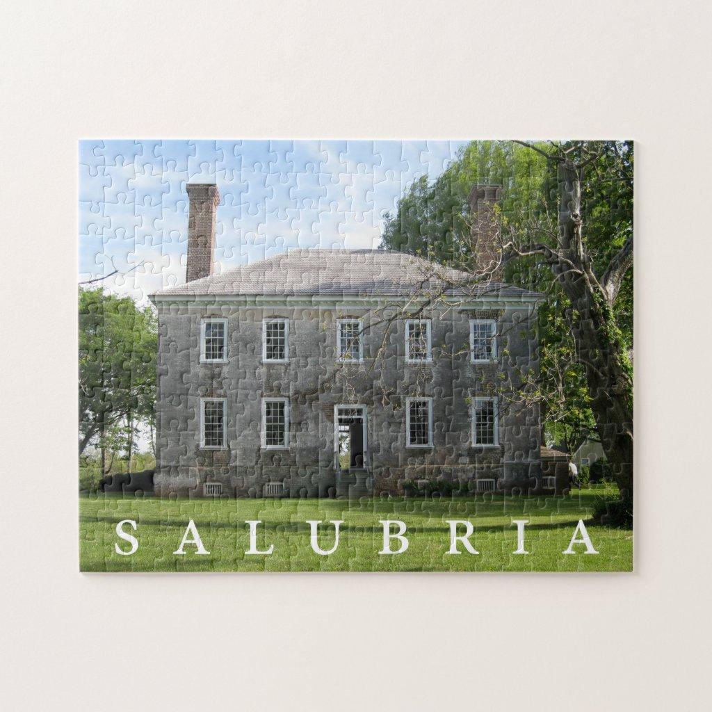 Puzzle: Salubria Jigsaw Puzzle