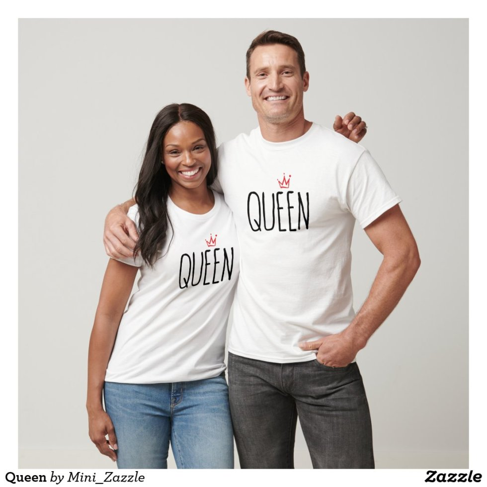 Best King Queen Couple Clothing
