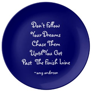 Quotes with Meaning Porcelain Plates