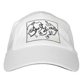 Rachel Doodle Art - Just Juice It Headsweats Hat