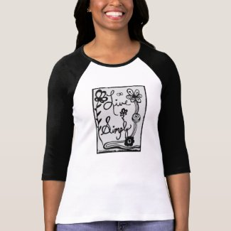 Rachel Doodle Art - Live Simply Shirts