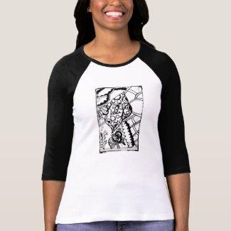 Rachel Doodle Art - Relax T Shirt