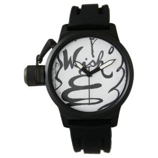 Rachel Doodle Art - Wish Watch